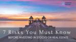 Investing In Stocks Or Real Estate
