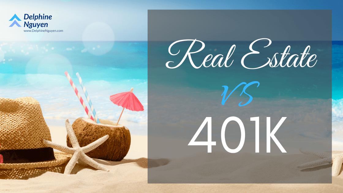 Real Estate Vs 401k
