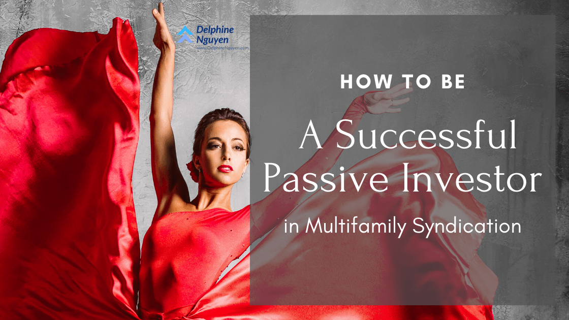 How to be a successful passive investor