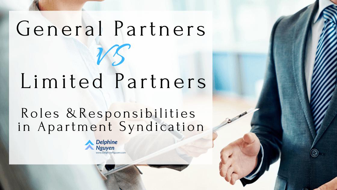 General Partner vs Limited Partner