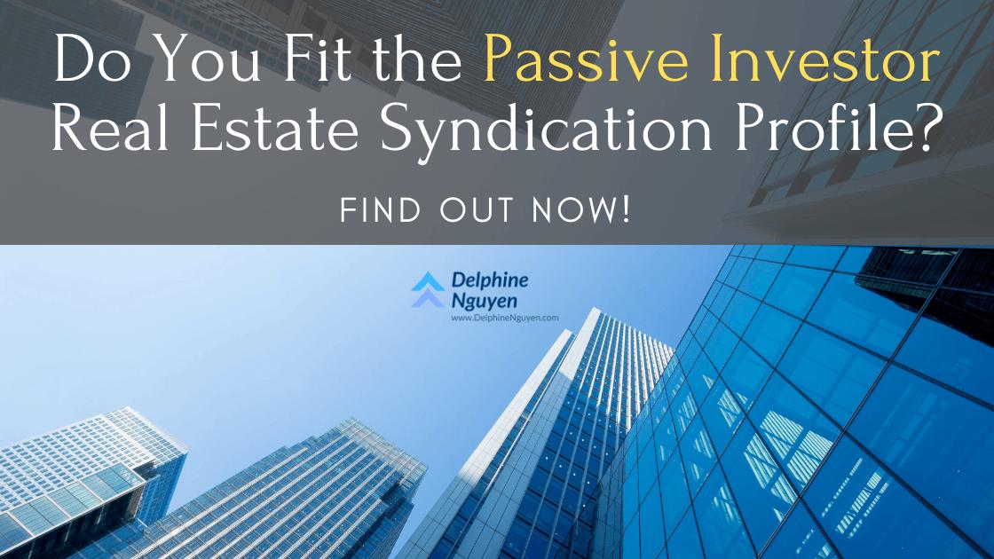 Passive Investor Real Estate