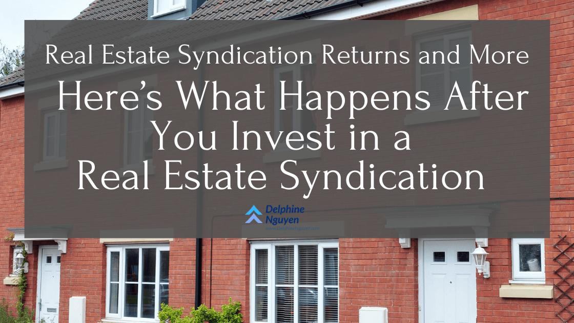 Real Estate Syndication Returns
