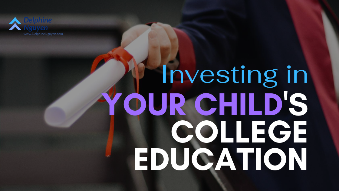 WHY invest in your child's college education