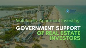 Government Support of Real Estate Investors
